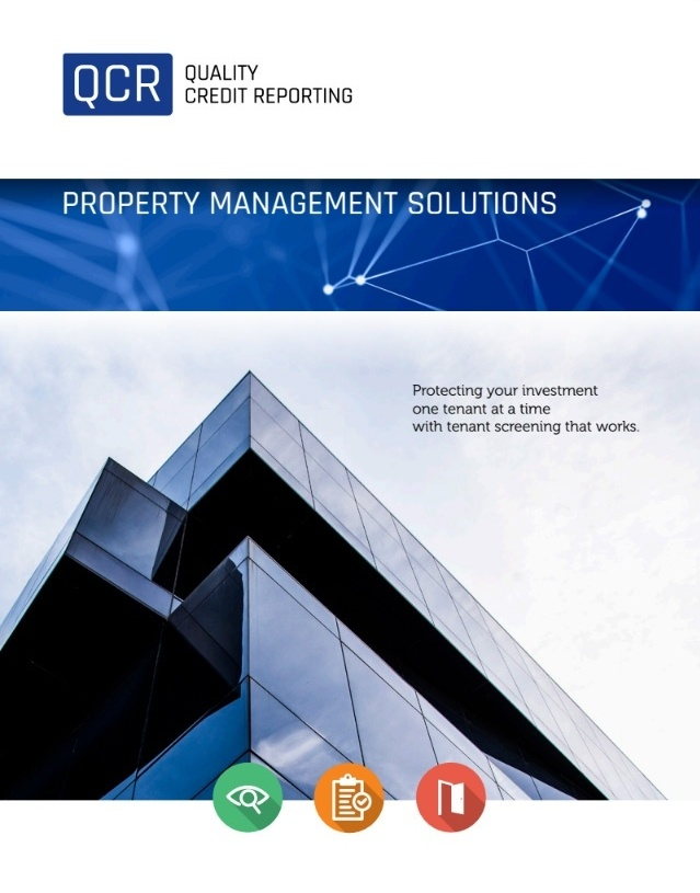 Property Management Credit Reports