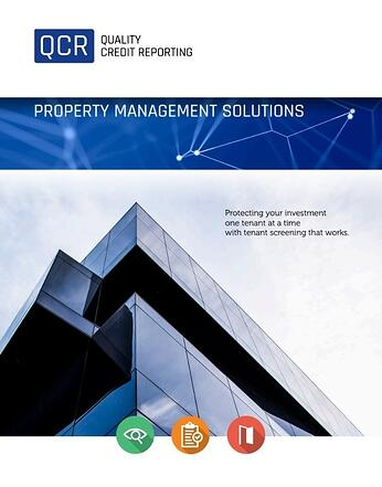 Property Management Credit Reports