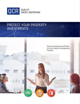 Prospective Tenant Credit Report