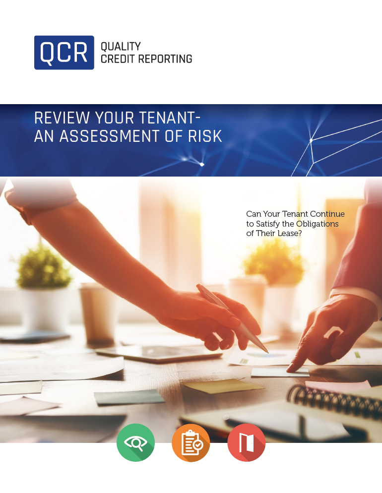 Review Your Tenant - An Assessment of Risk