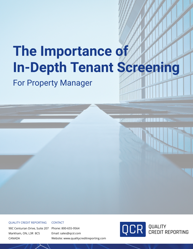 The Importance of In-Depth Tenant Screening