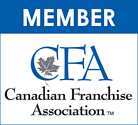 QCR is a Member of the Canadian Franchise Association