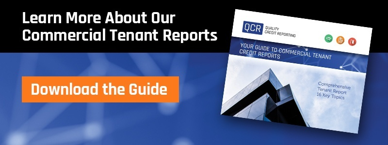 Download the Guide to Commercial Tenant Reports